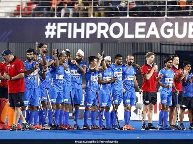 Indian Mens Hockey Team Gets Highest Ever FIH Ranking