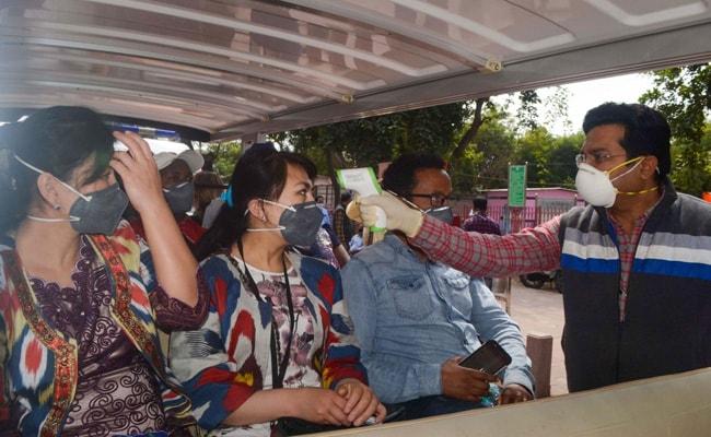 Coronavirus Suspect Bengaluru Woman Visited Delhi, Agra. Husband Infected