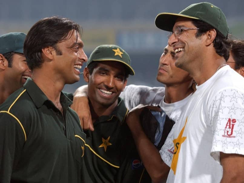 Shoaib Akhtar, Wasim Akram Engage In Hilarious Banter On Twitter