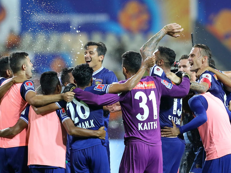 ISL: Chennaiyin FC Survive FC Goa Onslaught To Reach Final