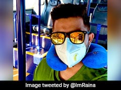"""Coronavirus: Suresh Raina Urges People Not To Spread Misinformation From """"Unreliable Sources"""""""