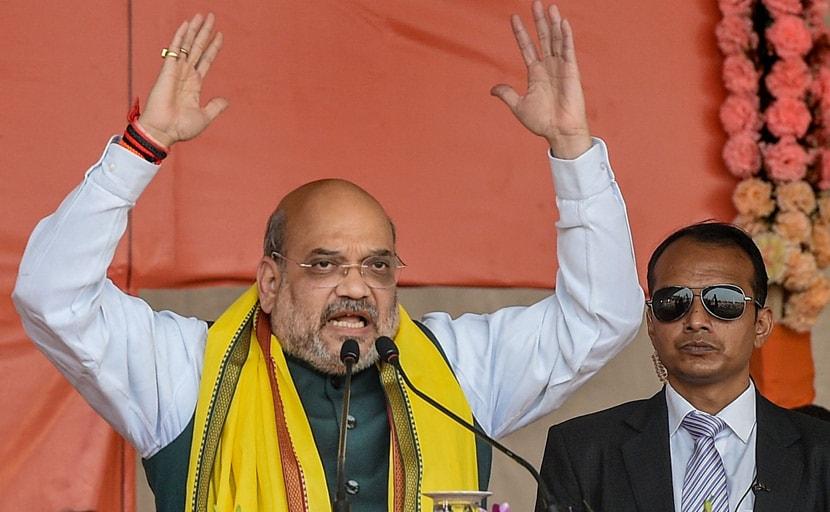 "Congress, Left Students ""Purify"" Amit Shah's Rally Venue In Kolkata"