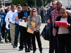 US Unemployment Claims Jump, Highest Since September 2017
