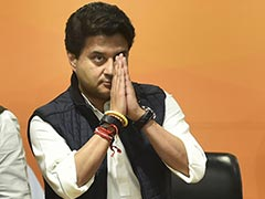 Jyotiraditya Scindia, BJP's Star Campaigner For Phase 4 Of Bengal Polls