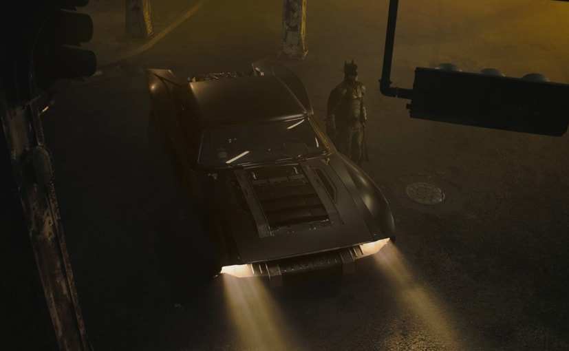 The new Batman movie shows a very real version of the Batmobile and it looks menacing