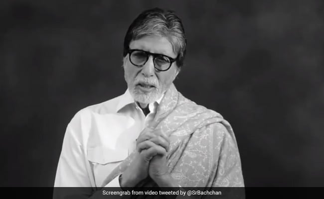 Amitabh Bachchan To Akshay Kumar To Madhuri Dixit: Count The Stars In Coronavirus Dos And Don'ts Video