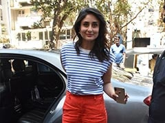 Kareena Kapoor Is Pretty, Hot And Tempting In Bright Red Pants