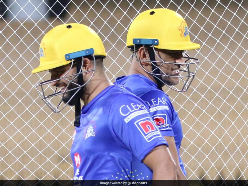MS Dhoni, Suresh Raina Gear Up For IPL 2020 As CSK Target 4th Title