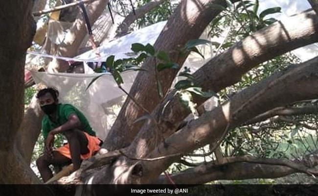 বাড়িতে জায়গা নেই, কোয়ারান্টাইনে থাকতে বৃক্ষবাসী পুরুলিয়ার সাত শ্রমিক