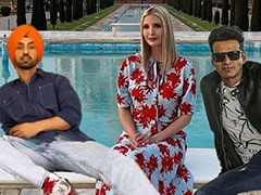 The Diljit Dosanjh Effect: See Manoj Bajpayee's ROFL Photoshop With Ivanka Trump