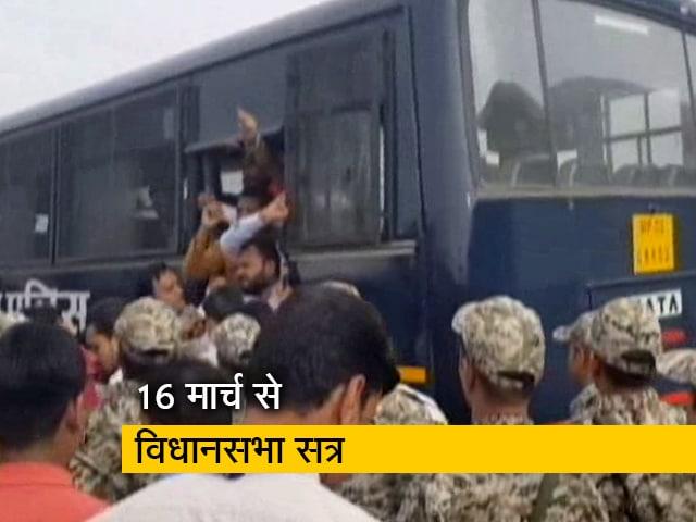 Videos : मध्यप्रदेश: सिंधिया समर्थक और विरोधियों में टकराव