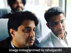 Told You So: Jyotiraditya Scindia Tweet On Sachin Pilot