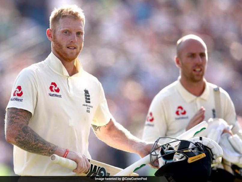 """""""Let Stokes Do His Thing"""": Jack Leachs Message To Combat Coronavirus"""
