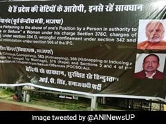 Samajwadi Party's Poster Rebuttal To UP Name-and-Shame Hoarding
