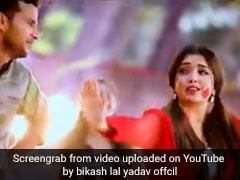 Bhojpuri Video Song: आम्रपाली दुबे के भोजपुरी गाने का धमाल, होली के मौके पर वायरल हुआ Video