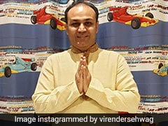 Virender Sehwag Has An Apt Song For Time Of Social Distancing