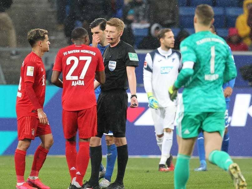 Bayern Munich, Hoffenheim Players Conclude A Goal Fest In Bizarre Manner. Watch
