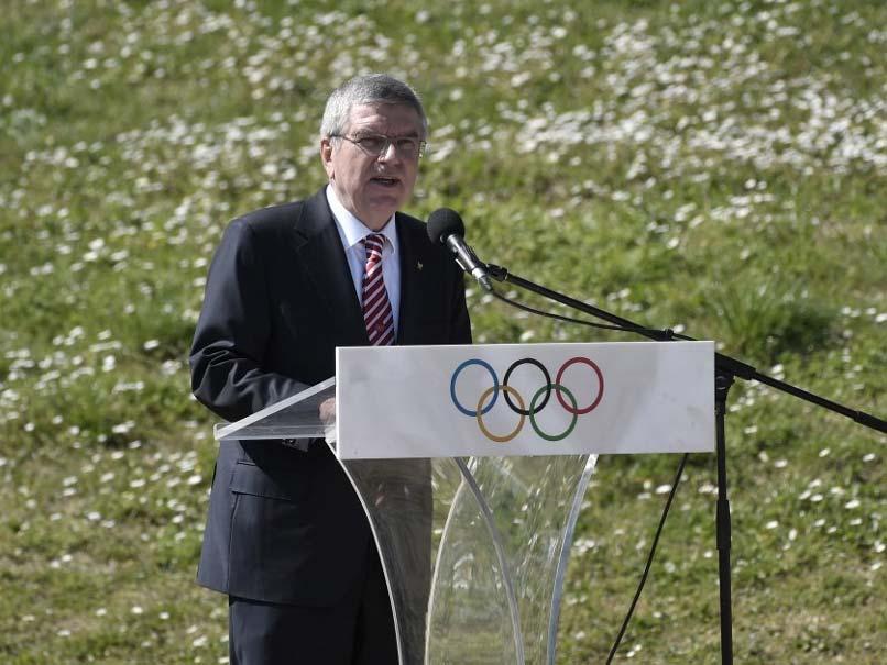 "IOC ""Considering Different Scenarios"" For 2020 Tokyo Olympics: President Thomas Bach"