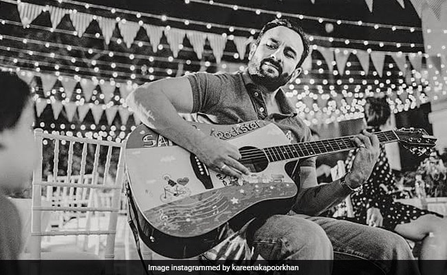 Saif Ali Khan On Ibrahim's Viral Caption That Irked Fans: 'Not Going To Look Like An Old Man For A While'