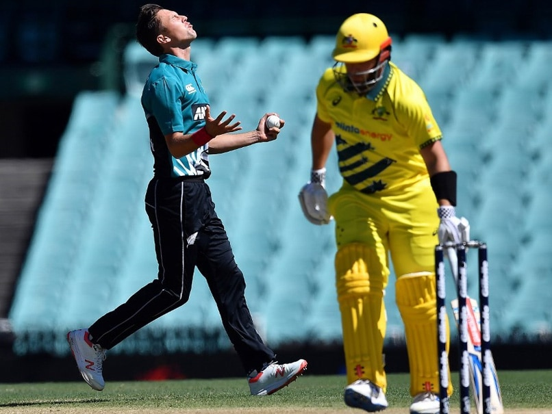 Watch: New Zealand Make 2 Huge DRS Blunders During 1st ODI vs Australia