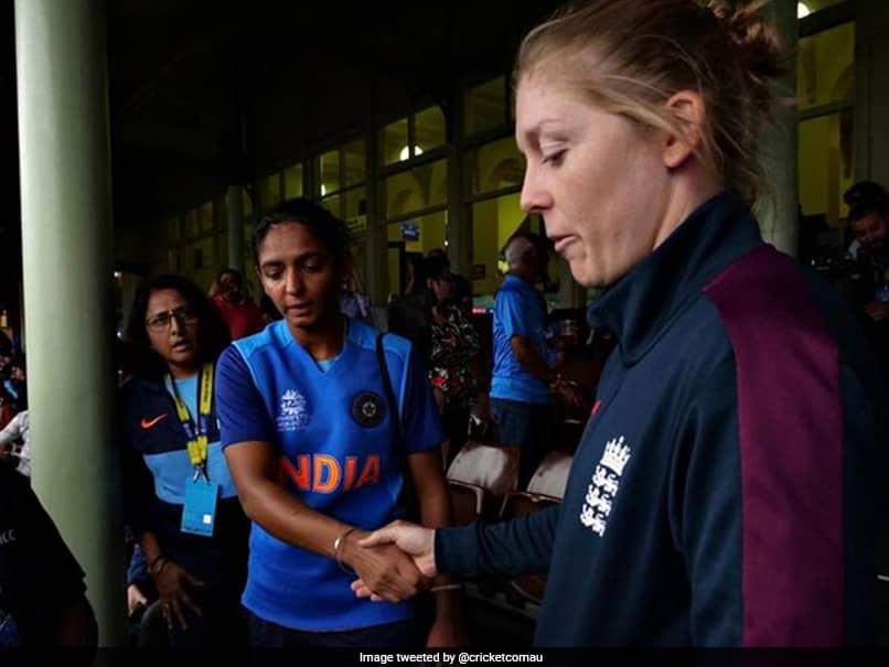 Womens T20 World Cup: India Enter Maiden Final After Semi-Final Against England Washed Out Due To Rain