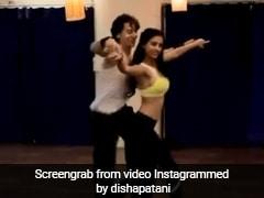 Disha Patani ने टाइगर श्रॉफ के बर्थडे पर पोस्ट कर दिया धांसू वीडियो, बोलीं- बाघ तुम्हारे साथ डांस करना...
