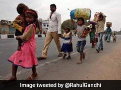 लॉकडाउन के बीच राहुल गांधी ने 'जय हिंद' के साथ की खास अपील, बोले- सैकड़ों भाई-बहन भूखे-प्यासे पैदल अपने गांव जाने को हैं मजबूर