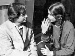 "Neena Gupta Shares Throwback Pic With Filmmaker Bimal Roy's Son Joy: ""So Long Ago"""