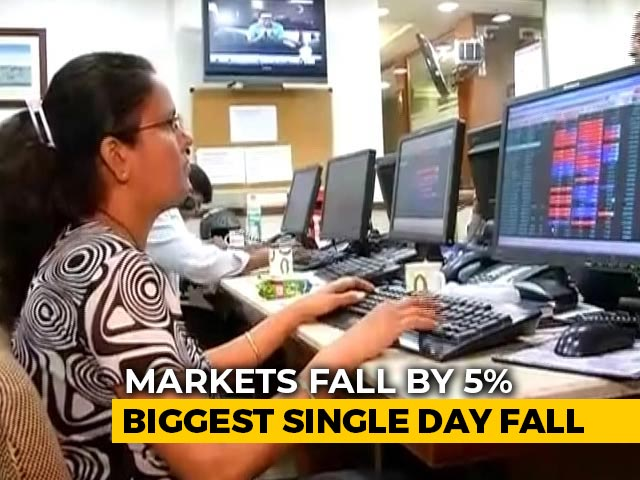 Video : Coronavirus, Oil Panic Trigger Market Crash And Other Top Stories