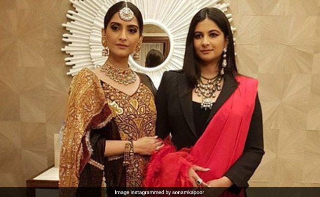 Sonam Kapoor's Birthday Wish For 'Soulmate' Rhea Is Sister Goals: 'You Are The Backbone Of My Life'