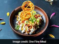 Holi 2020: Try This Quirky Jalebi Chaat Recipe At Home For Your Holi Party