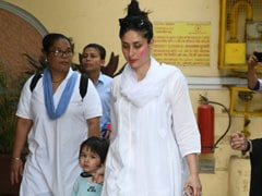 For Kareena Kapoor And Jacqueline Fernandez, White Is Right For Holi 2020