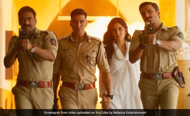 Sooryavanshi Trailer: In Which Akshay Kumar Sends An SOS To Ajay Devgn And Ranveer Singh