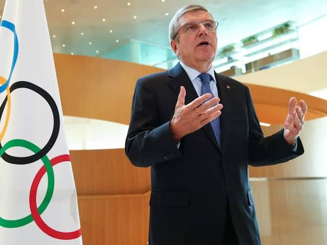 "International Olympic Committee ""Shocked"" By Execution Of Iranian Wrestler Navid Afkari"