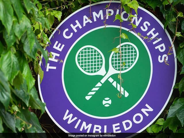 Coronavirus: Wimbledon To Be Cancelled This Week, Claims German Tennis Official