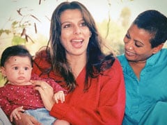 """ICYMI: Pooja Bedi's """"Three Generations Of Women Power"""" Pic With Daughter Alaya And Mother Protima"""