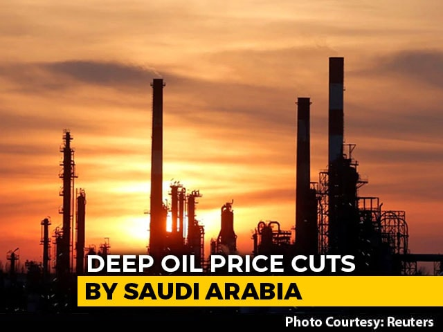 Video: Crude Oil Plunges 30%, Biggest Drop In 29 Years, After Saudi Arabia Cuts Prices
