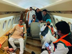 MP Govt Crisis: क्या मध्य प्रदेश में बीजेपी अपनाएगी यूपी मॉडल, सिंधिया समर्थकों को मिल सकती है बड़ी जिम्मेदारी?