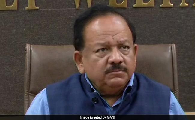 Indiens niedrigste COVID-19-Sterblichkeitsrate der Welt: Gesundheitsminister Harsh Vardhan