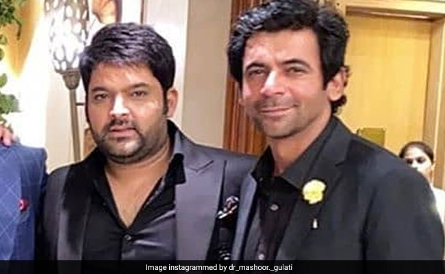 Trending: When Kapil Sharma Reunited With Sunil Grover At A Wedding