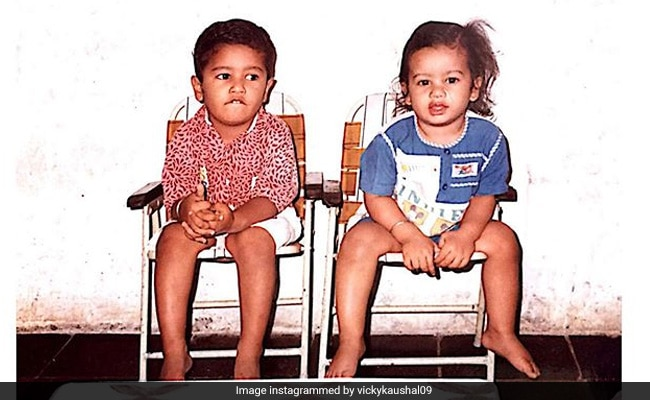 The One With The 'Good Quarantine Boys' Vicky And Sunny Kaushal