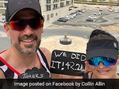 Couple To Run Dubai Balcony Marathon. Watch Or Join Them Online