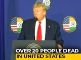Video : US Coronavirus Cases Pass 500 As Defiant Trump Praises Response