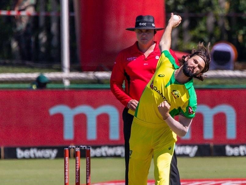 Australian Cricketer Kane Richardson Tested For Coronavirus After Reporting Illness