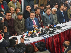 Altaf Bukhari Launches New Party In J&K, Special Status Not On Agenda