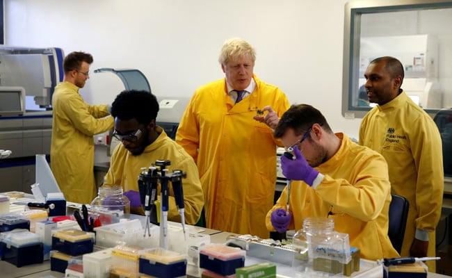 Coronavirus Cases Jump In UK, PM Boris Johnson Says More Expected