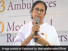 "COVID-19 Fund Gets Rs 10 Lakh From Mamata Banerjee's ""Limited Resources"""