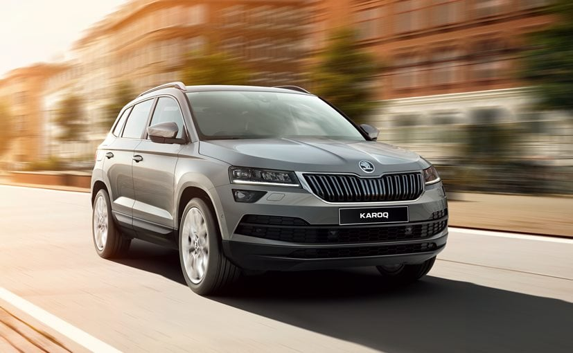 The 2020 Skoda Karoq compact SUV will be launched in India on May 26, digitally