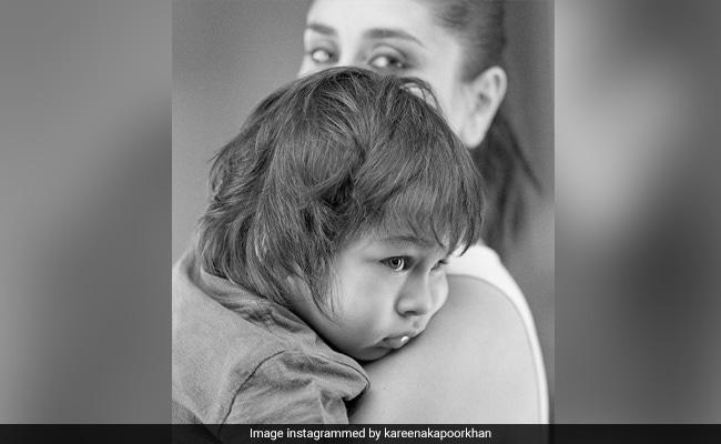 Taimur Debuts On Kareena Kapoor's Instagram, Her Caption Is Pure Gold