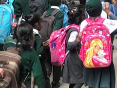 No School Bags For Pre-Primary Students, No Homework Up To Class 2: Jammu And Kashmir Administration